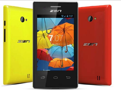 Cheapest 3G Android Phones under Rs 4000