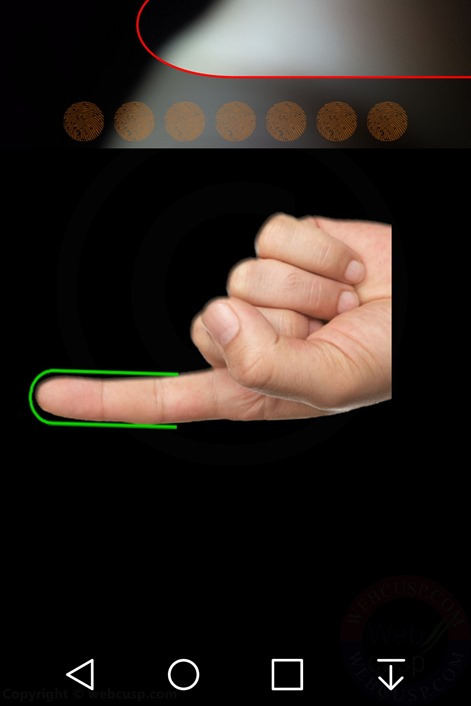 Finger Print Applock2