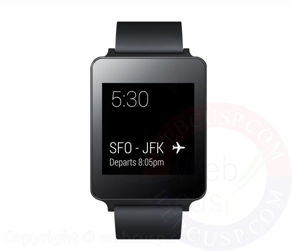 LG Electronics G Watch