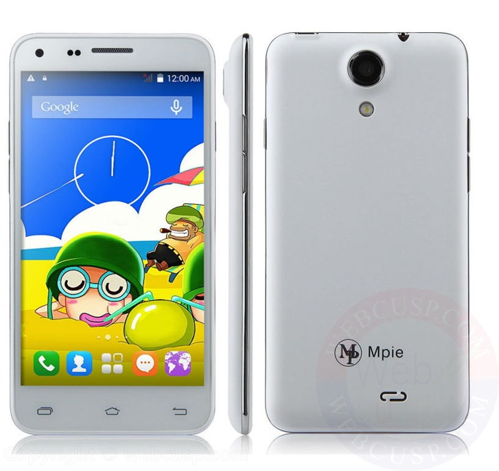 Mpie Mini 809T Android Phone under $50