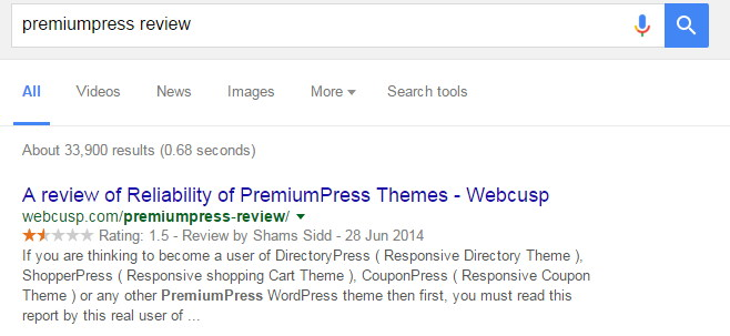 Best Plugins to display Review Rating in Google Search