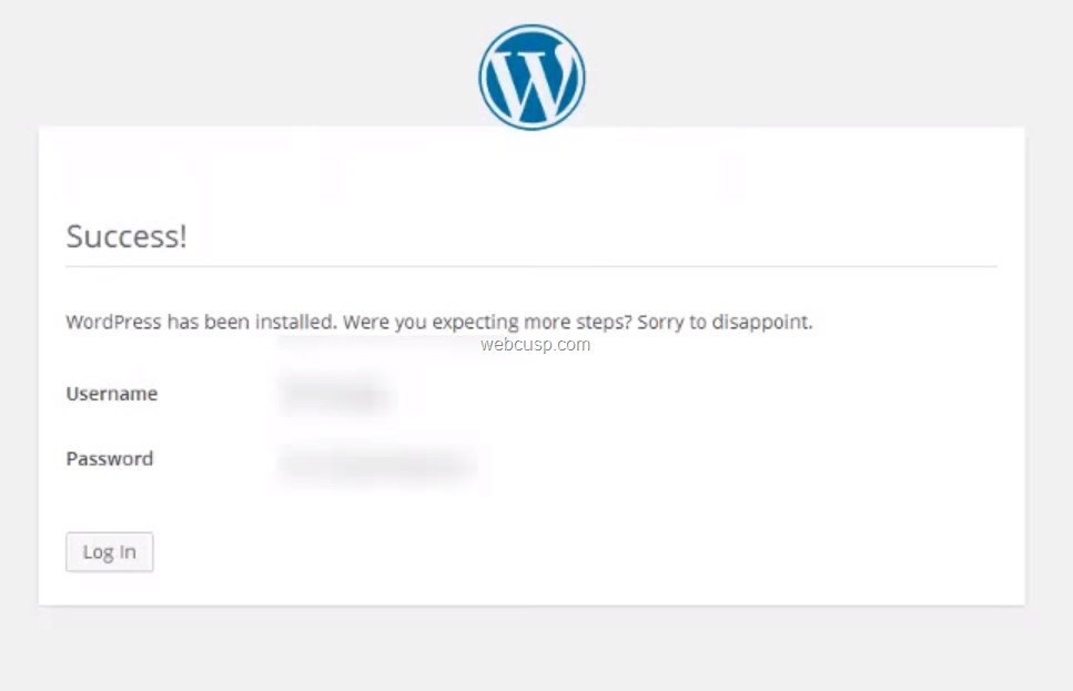 WordPress is installed on Dreamhost