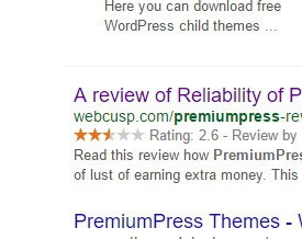 Absolutely free and 100% working Google Star Rating Plugin