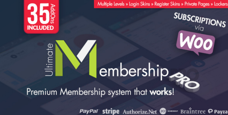7 Best Membership WordPress plugins with pros and cons