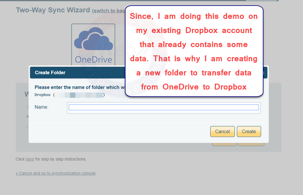 How to transfer Onedrive data to Dropbox or Google Drive